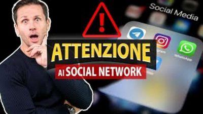 Social network ATTENZIONE!
