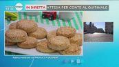Cookies di miglio e mandorle