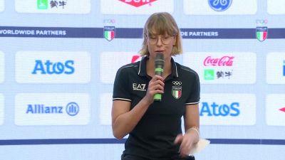 """Tokyo, Pellegrini entra nel Cio: """"La mia esperienza per gli atleti"""""""
