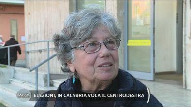 Elezioni, in Calabria vola il centrodestra