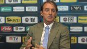 """Nazionale, Mancini: """"L'obiettivo è vincere"""""""