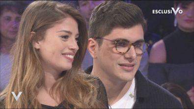 Chiara Nasti ed il suo Ugo Abbamonte