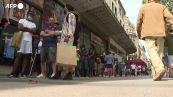 Messi, la maglietta del Psg subito a ruba: code allo store ufficiale