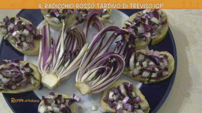 Il radicchio rosso tardivo di Treviso IGP