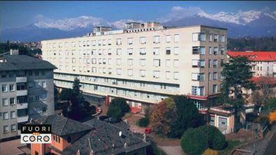 Biella, l'ex Ospedale degli Infermi abbandonato