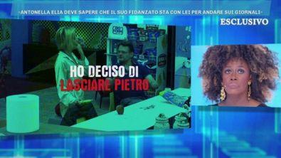 """Antonella Elia: """"Ho deciso di lasciare Pietro"""""""