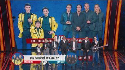 Fratelli Gargarelli vs Esteriore Brothers - Ottava puntata