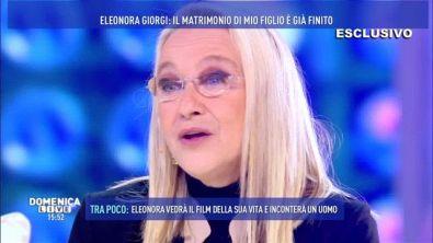 Eleonora Giorgi e un grande dispiacere