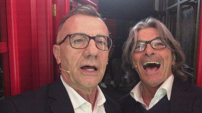 La #cabinarossa di... Michele Cocuzza con Roberto Alessi