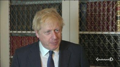 Boris Johnson chiude il parlamento