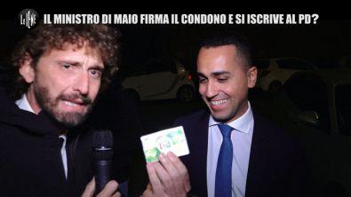ROMA: Ischia, Di Maio firma il condono e si iscrive al Pd?