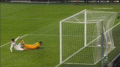Germania-Argentina 2-0: il gol di Havertz