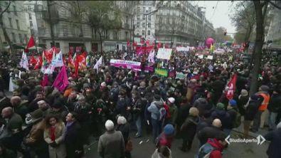 Ancora scioperi, Francia nel caos