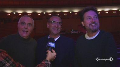Tre amici e tante risate
