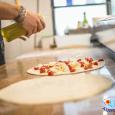 Pizzeria Aurora  pizza cotta al forno a legna