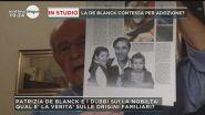 GF Vip: Giangavino Sulas racconta la storia della De Blanck