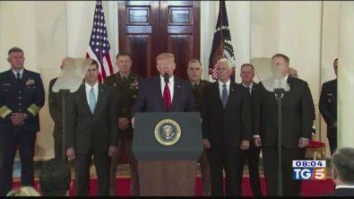 Lo scontro Iran-Usa cala la tensione