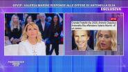 GFVIP - Valeria Marini risponde alle offese di Antonella Elia