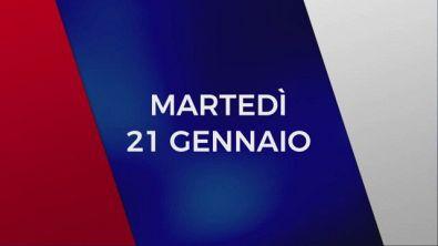 Stasera in Tv sulle reti Mediaset, 21 gennaio