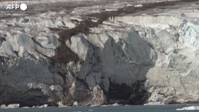 Antartide, a rischio 1/3 delle piattaforme di ghiaccio