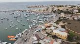 Lampedusa, isola Covid free