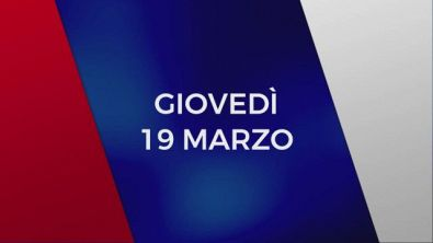 Stasera in Tv sulle reti Mediaset, 19 marzo