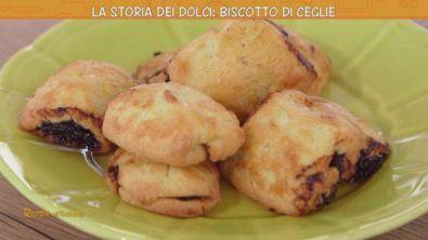 La storia dei dolci: i biscotti di Ceglie