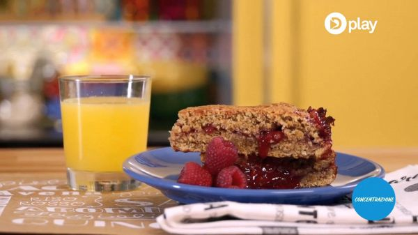 Video ricetta: torta all'avena