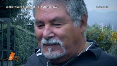 Antonio Tizzani chiama il 118