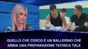 Gianmarco e Mattias: in lizza per un banco - 23 settembre