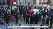 Breaking News delle 14.00 | L'ultimo saluto a Attanasio e Iacovacci