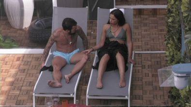 Alessia e Danilo parlano di Mariana