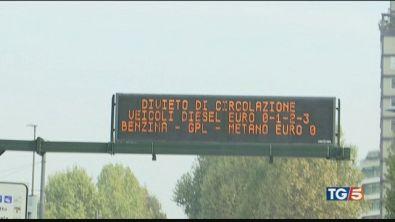 Nuovi vincoli alla circolazione in Piemonte