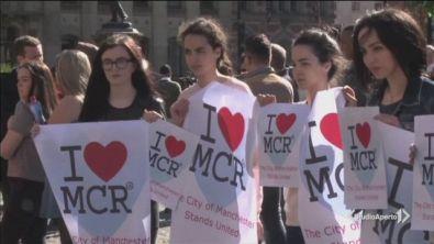 Gli angeli di Manchester