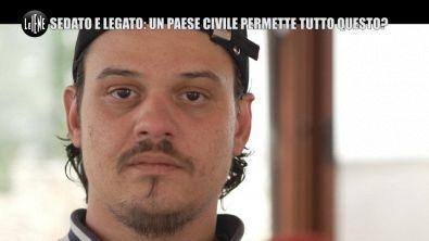 NINA: Dario Musso, sedato e legato: un paese civile permette tutto questo?