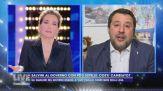 """Salvini: """"A Sanremo non hanno avuto il tempo di ricordare tanti grandi protagonisti"""""""