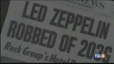 1969 anno della svolta nella storia del rock