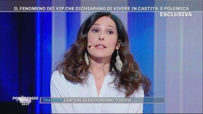"Luana Colussi: ""Casta per necessità!"""