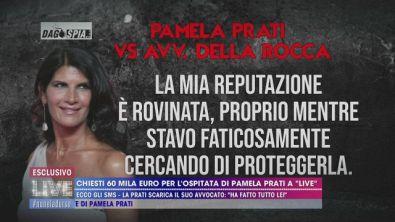 Pamela Prati scarica il suo avvocato
