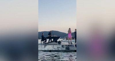 I Ferragnez festeggiano il loro terzo anniversario di matrimonio: il video