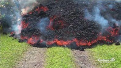 Il vulcano Kilauea spaventa ancora