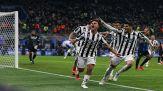 Inter 1 - Juve 1 Dybala su rigore risponde a Dzeko