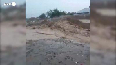 Tagikistan, alluvioni nelle regioni del Sud: ci sono vittime e dispersi