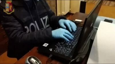 Pedopornografia on-line, 2 arresti e 24 indagati