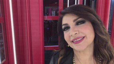La #cabinarossa di Cristina D'Avena