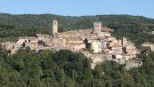 San Casciano dei Bagni, il borgo tra i più belli d'Italia