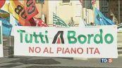 Muro contro muro tra Ita e sindacati