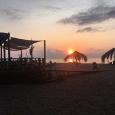 chiosco mariachi bar sulla spiaggia