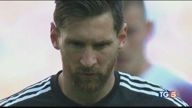 La stecca di Messi e il sogno dell'Islanda