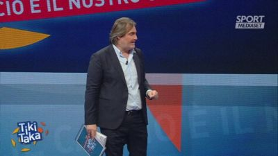Tiki Taka, Marzullo intervista Cassano e Vieri